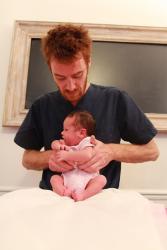 osteopathe bébé paris